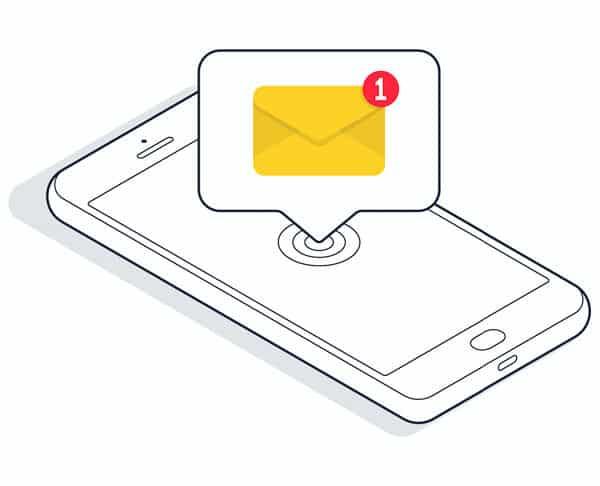 Email-marketing-nieuw-bericht